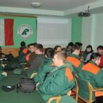 Nadleśnictwo Woziwoda praktyki ZSL Tuchola 2012 3