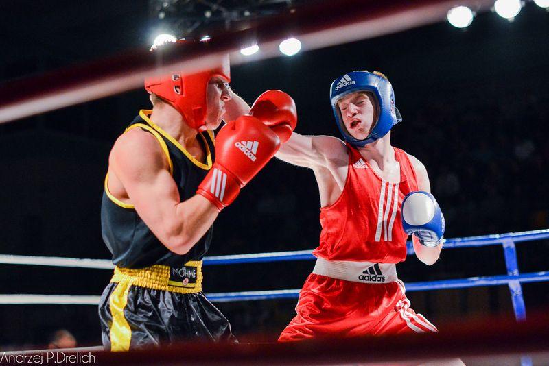 II Tucholski Boxing Show - album 8.12.2013-82