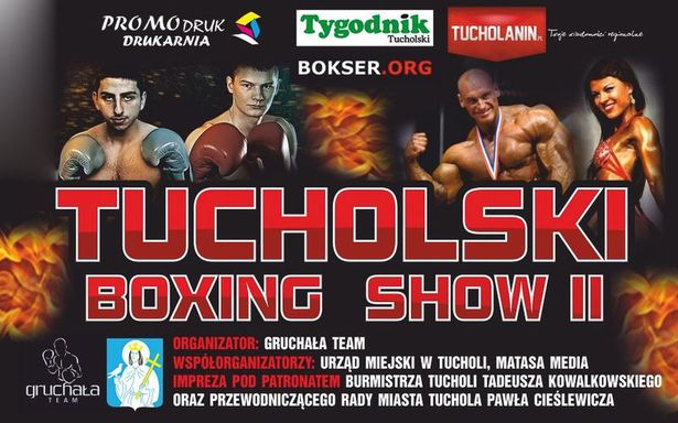 bilet II Tucholski Boxing Show 8.12.2013-1 kopia