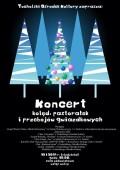 koncert kolęd 12.01.2014 TOK Tuchola plakat