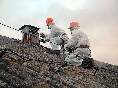azbest (fot. UG Gostycyn)