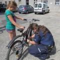 Znakowanie rowerów KPP Tuchola 6.08.2014 3