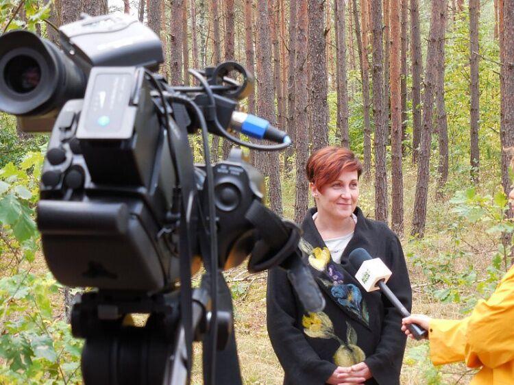 Polsat News w Górniczej Wiosce 09.2014 2