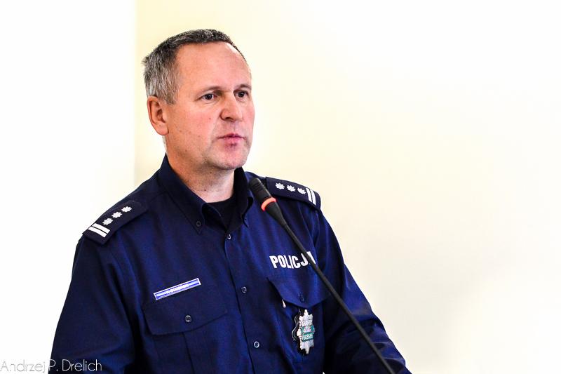 insp. Krzysztof Bodziński KPP Tuchola-1
