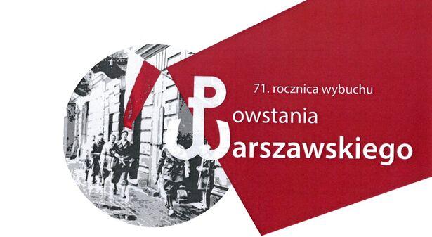 71. rocznca Powstania Warszawskiego (grafika IPN)
