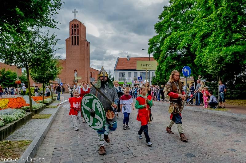 Historyczny Pochód Borowiaków Piknik Borowiacki DBT 12.07.2015-6