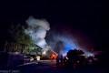 Pożar tartak Legbąd 5.01.2016-24