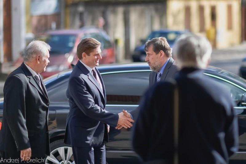 Spotkanie minister Bartosz Kownacki TOK Tuchola 22.04.2016-3