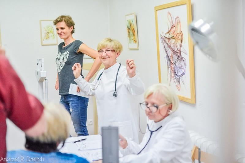 Noc w Muzeum 'Historia Medycyny w Borach Tucholskich' 21.05.2016-3