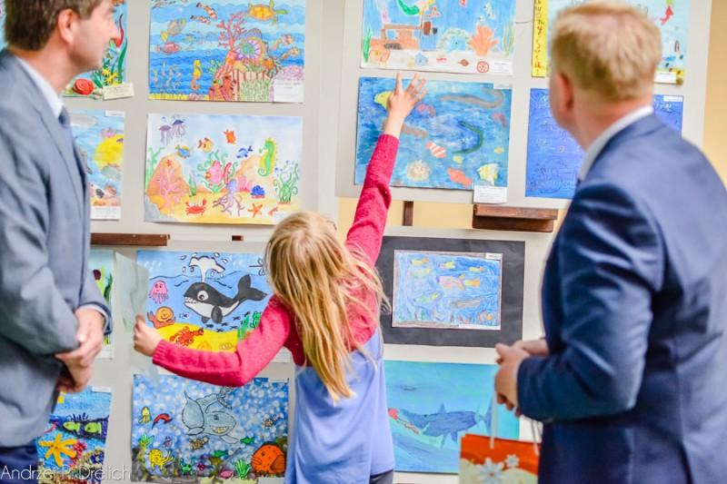 Podwodny świat konkurs plastyczny - rozstrzynięsie Książnica Tucholska 24.05.2016-48