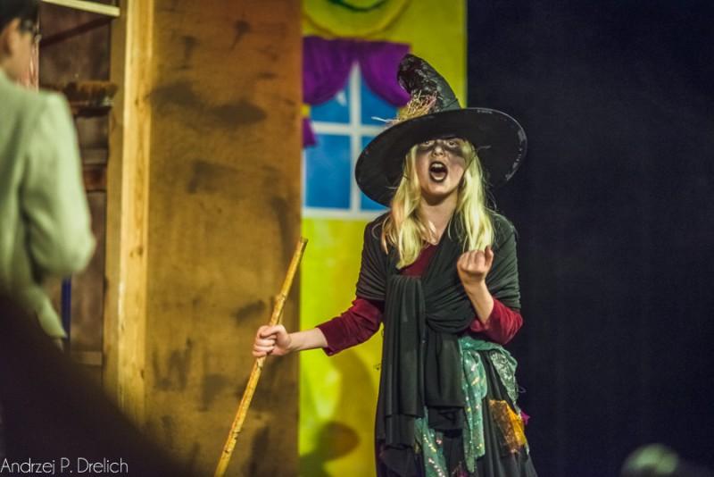 'Czarownica z szafy na szczotki' BAJTUCH premiera TOK Tuchola-13
