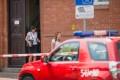 Ewakuacja Sądu Rejonowego w Tucholi zagrożenie bombowe 8.06.2016-2