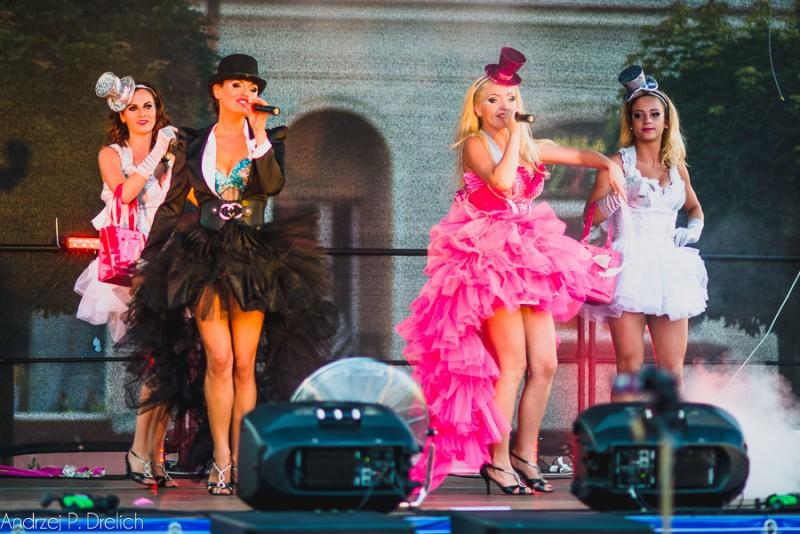 Występ Maraquja Show Tuchola Rynek 24.06.2016-9