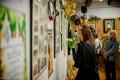 Otwarcie wystawy 'Sygnały myśliwskie- instrumenty, literatura, pamiątki z kolekcji Piotra Grzywacza' MBT Tuchola 6.07.2016-17